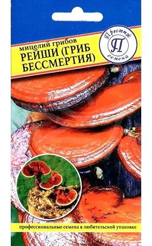 Мицелий грибов Рейши 12пал #Престиж