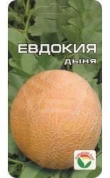 Дыня Евдокия 7шт #СибСад